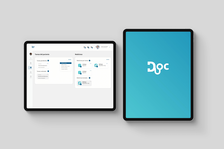 doc-iPad Pro _dashboard